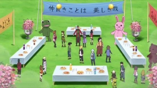 Mitsuki welcoming party