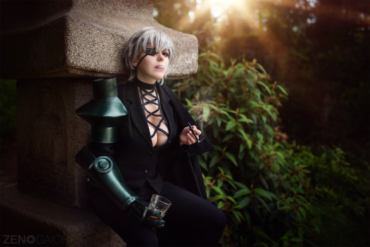 Najenda Cosplay Akame ga Kill by ArtcoreCosplay