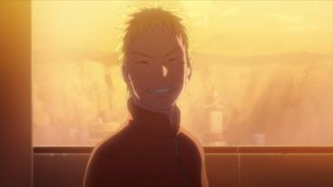 Naruto thanks Shino for teaching
