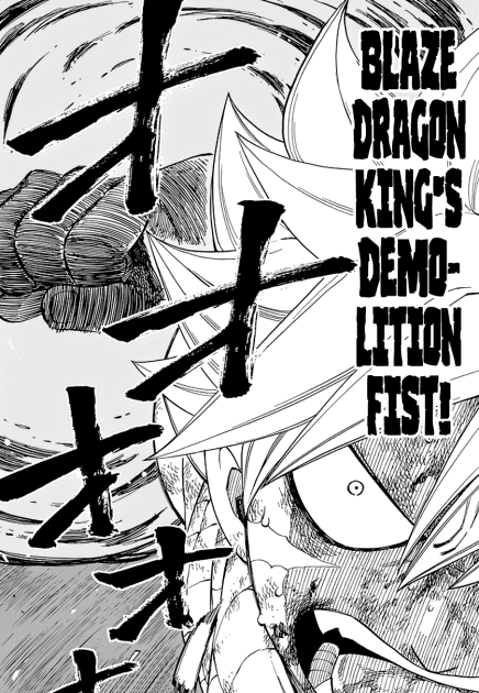 Natsu and Zeref Clash! Strongest Power – Fairy Tail 535