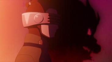 Shino taken over by demon