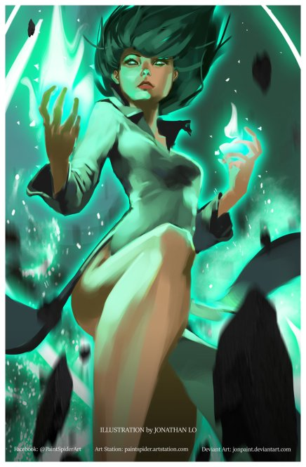 Tornado of Terror – Tatsumaki (One Punch Man)