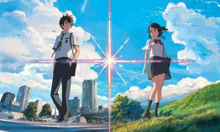 Your Name Anime Movie to get Live-Action Hollywood Adaption