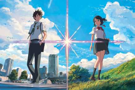 Kimi no Na wa (Your Name) Movie Review