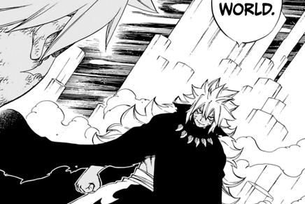 Acnologia's Destruction! Dragon Slayers – Fairy Tail 539