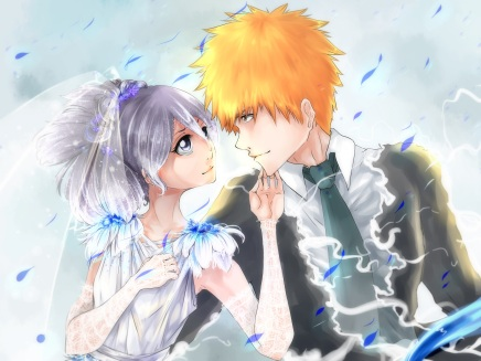 Marriage That Never Was – Ichigo and Rukia
