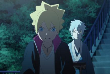 Boruto and Mitsuki! Ghost Suspect – Boruto12