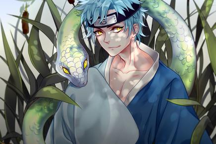 The Snake Shinobi –Mitsuki