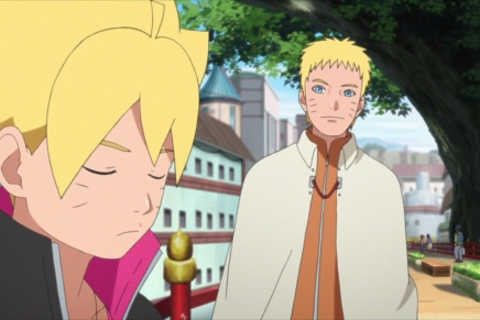 The Ghost Incident! Work Experience – Boruto 10