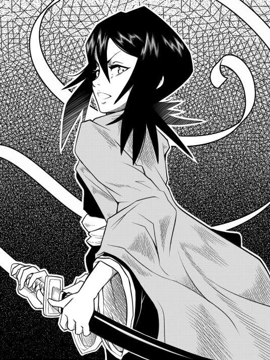 Newer Rukia Kuchiki