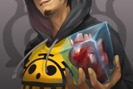 Stealer of Hearts – Trafalgar Law