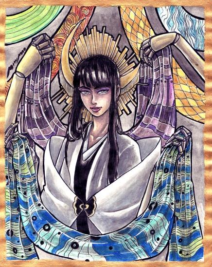 The Great Weaving God – SenjumaruShutara