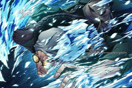 Warlord of Ice – Aokiji (One Piece)