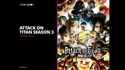 Attack on Titan Season 3 Premiers Spring2018