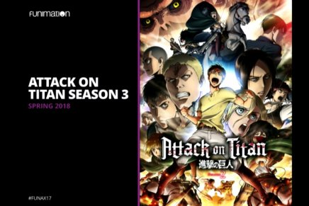Attack on Titan Season 3 Premiers Spring 2018