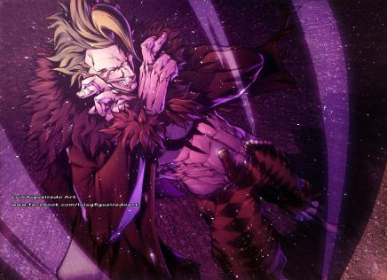 Straw Hats Fan Girl – Bartolomeo the Cannibal