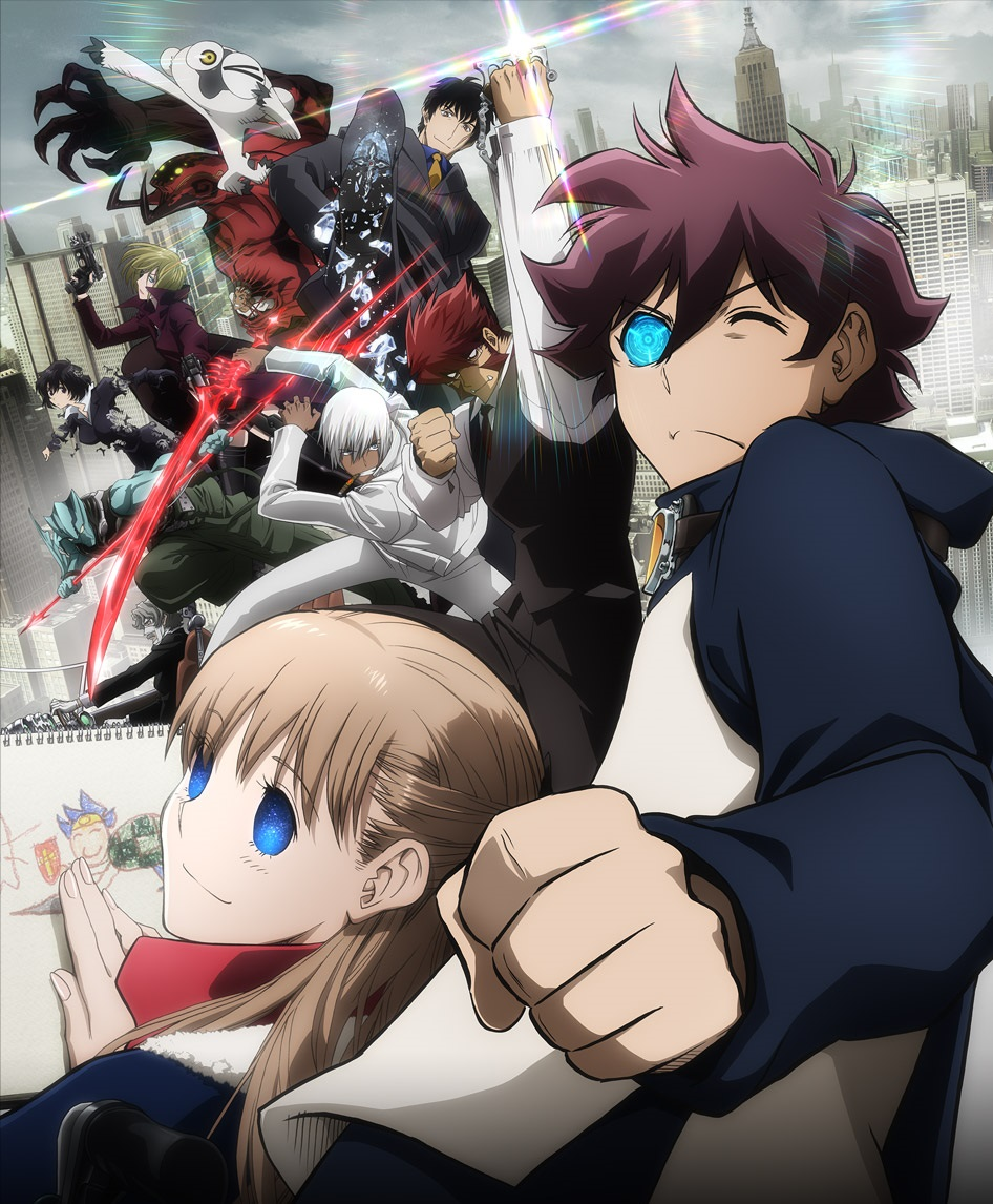 blood blockade battlefront season 2