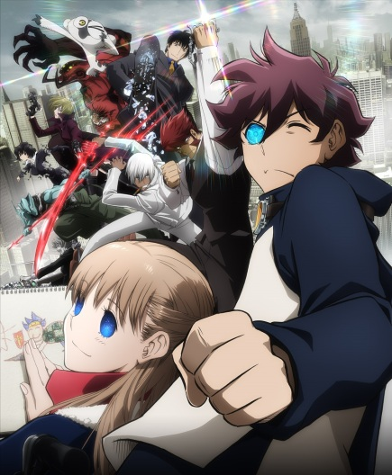 Blood Blockade Battlefront & Beyond Season 2 Premiers October 2017