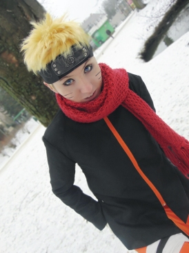 Cosplay The Last Naruto by a4th