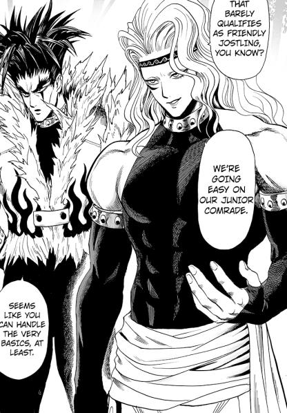 Hayata and Flame