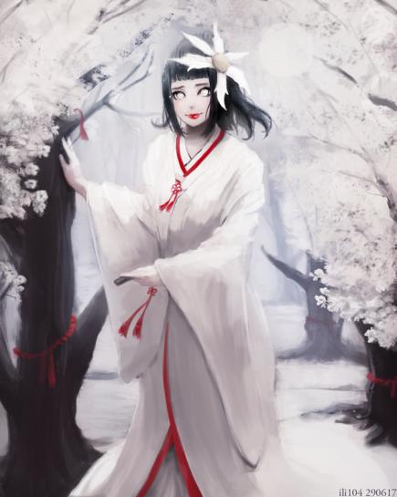 White Wedding – HinataHyuga