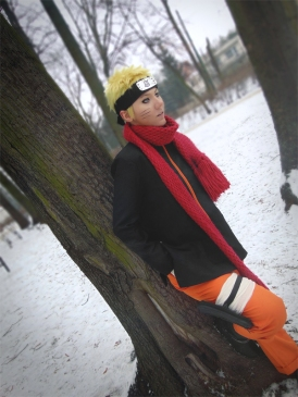 Naruto Uzumaki The Last Cosplay by a4th