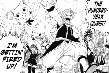 Happily Ever After! Friends Forever – Fairy Tail 545(END)