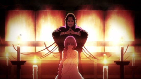 Sumire and father