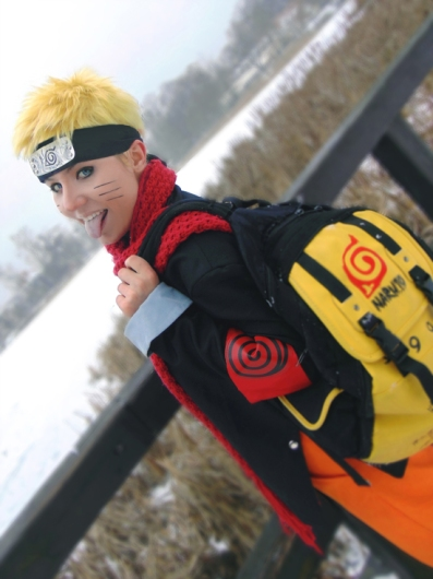 The Last Cosplay Naruto Uzumaki by a4th