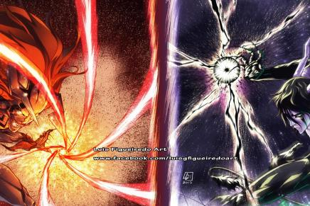 Battle of Hell – Ichigo vsUlquiorra