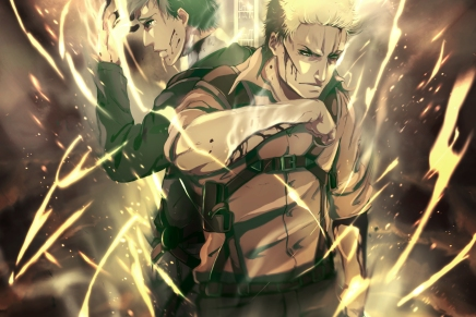 The Warriors – Bertholdt and Reiner