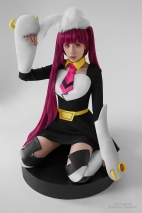 Cosplay Riruke Dokugamine by HelenaRay