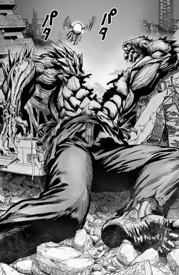 Gouketsu's death