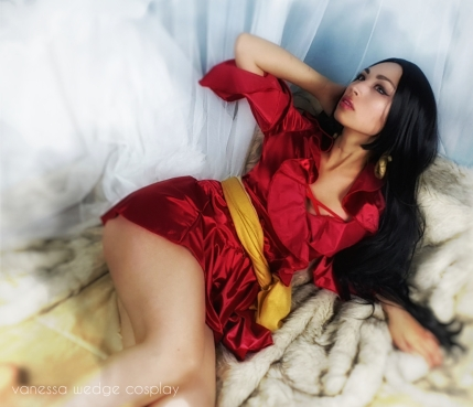 Hancock cosplay one piece by stylechameleon