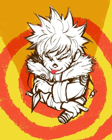 Silly Little Ninja – NarutoUzumaki