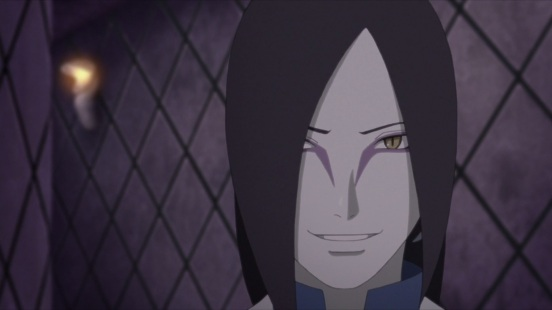 Orochimaru new look