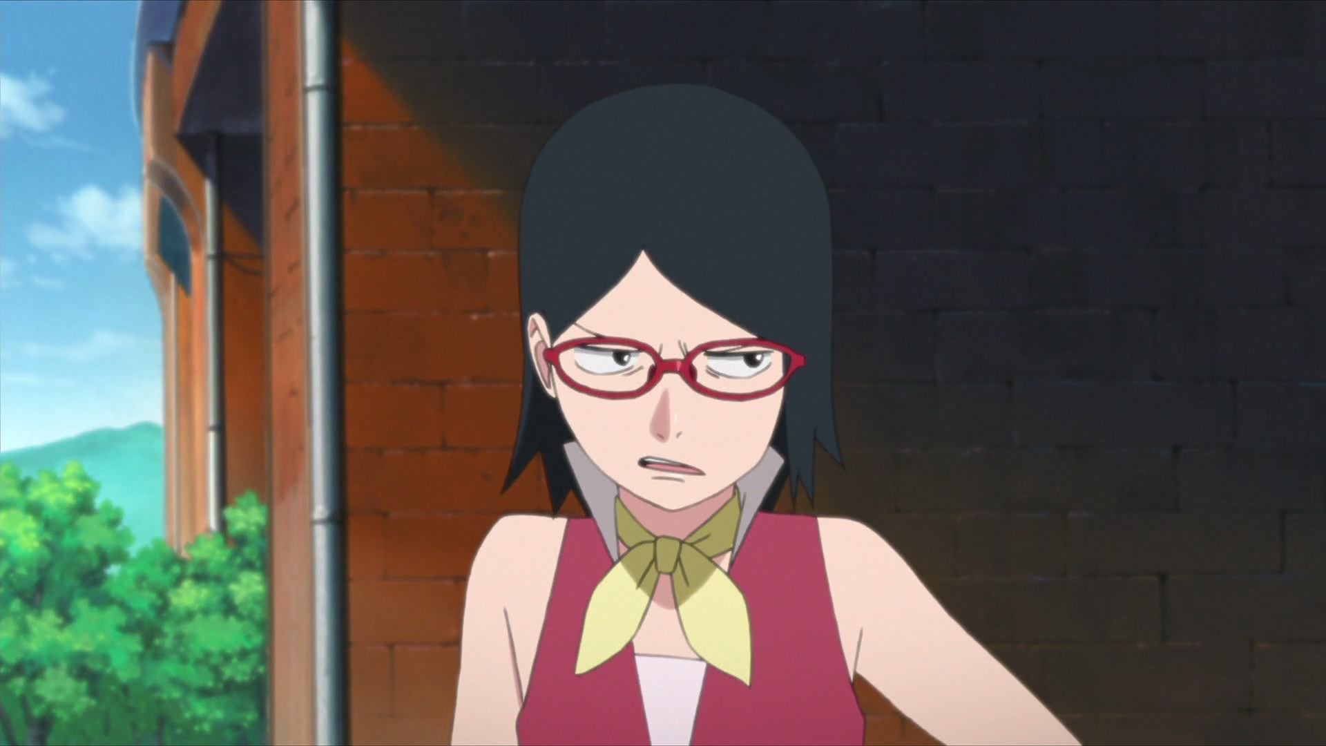 sarada and boruto relationship