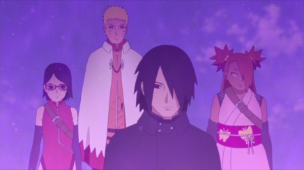 Sarada's Real Mother! Rescuing Sakura – Boruto 21 & 22