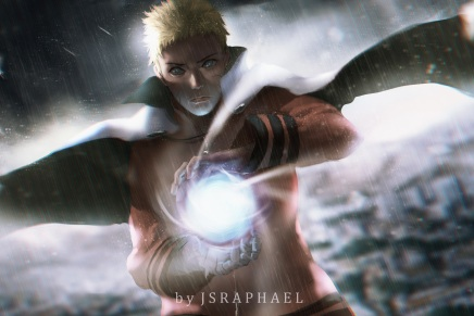 The Seventh – Naruto Uzumaki