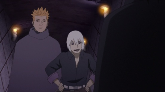 Suigetsu and Jugo