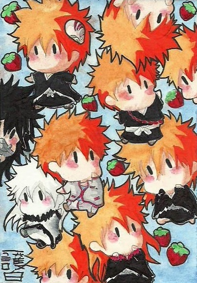 The Berriest of them all – Ichigo Kurosaki