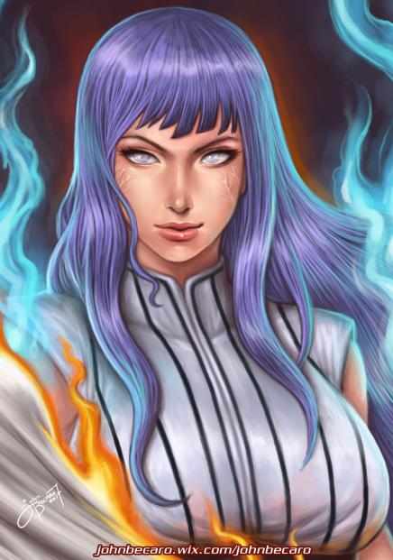 The Byakugan Princess – HinataUzumaki