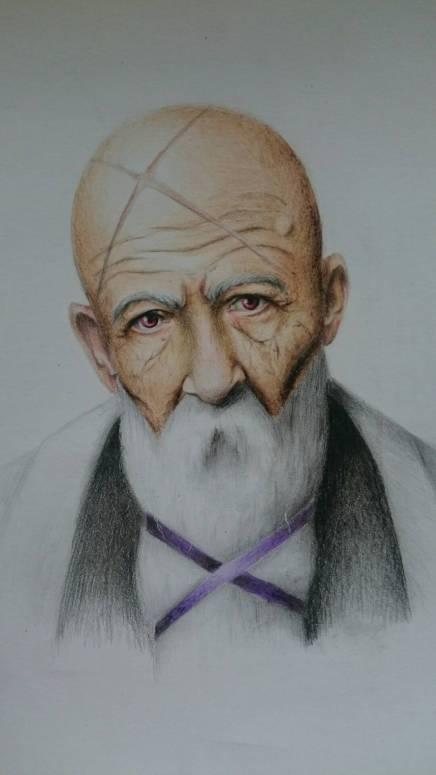 Captain of the First – Genryusai ShigekuniYamamoto