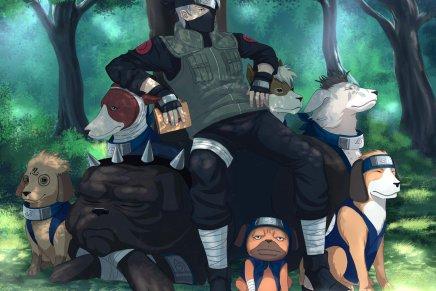Master of the Puppies – HatakeKakashi