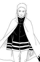 Naruto with no hand