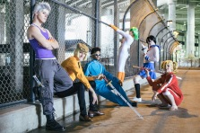 Vizard Bleach Cosplay by SceneCreator