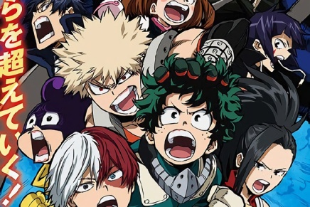My Hero Academia Anime gets 3rd Season