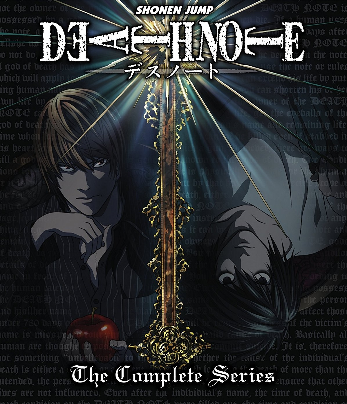 Death Note Anime Review | Daily Anime Art